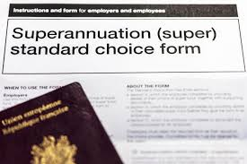 Superannuation Standard Choice