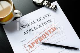 leave application